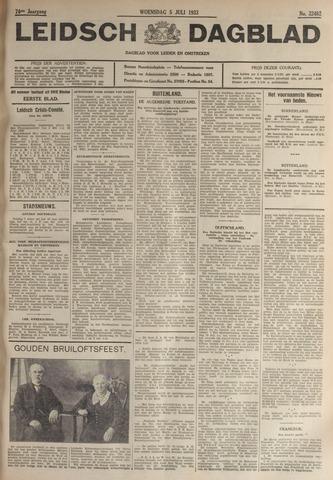 Leidsch Dagblad 1933-07-05