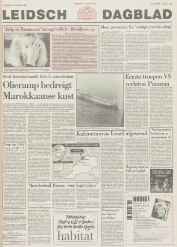 Leidsch Dagblad 1990
