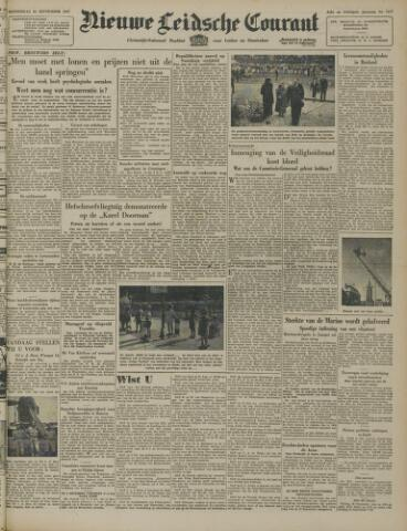 Nieuwe Leidsche Courant 1947-09-25