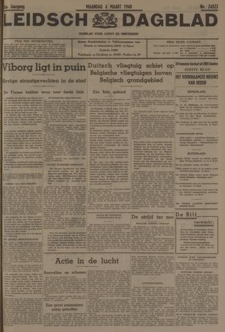 Leidsch Dagblad 1940-03-04