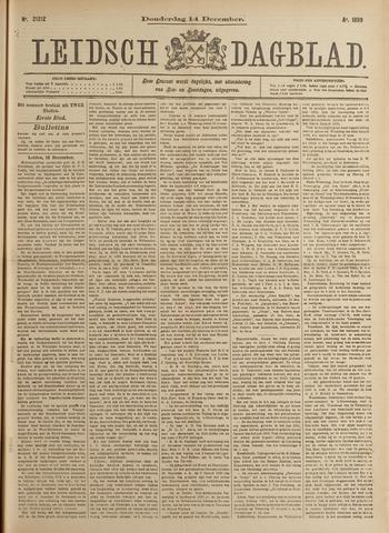Leidsch Dagblad 1899-12-14