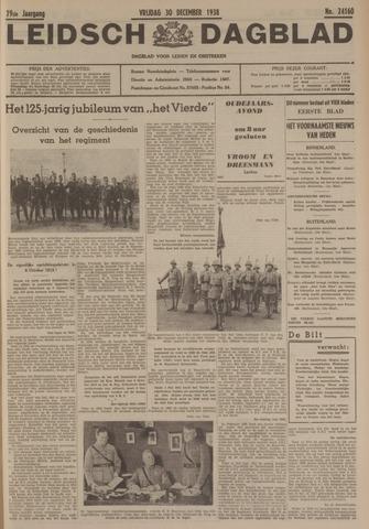 Leidsch Dagblad 1938-12-30