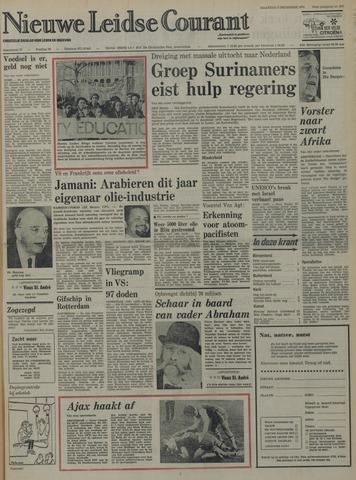 Nieuwe Leidsche Courant 1974-12-02