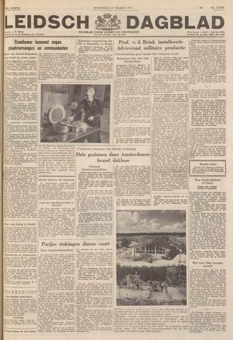Leidsch Dagblad 1951-03-21