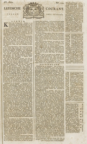 Leydse Courant 1825-10-07