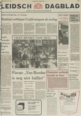 Leidsch Dagblad 1979-07-23