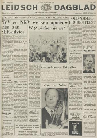 Leidsch Dagblad 1970-10-17