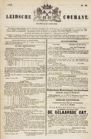 Leydse Courant 1873-01-13