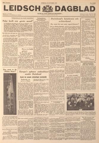 Leidsch Dagblad 1947-10-28