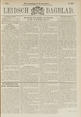 Leidsch Dagblad 1893-02-08