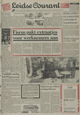 Leidse Courant 1984-01-06