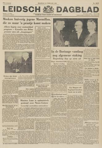 Leidsch Dagblad 1959-02-23