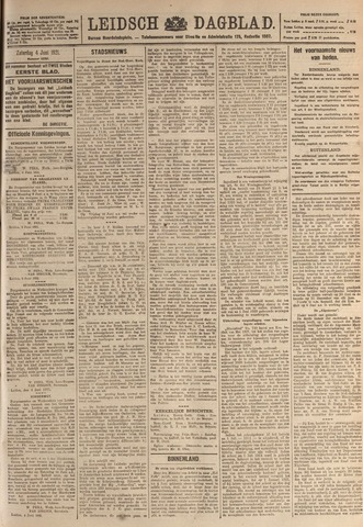 Leidsch Dagblad 1921-06-04