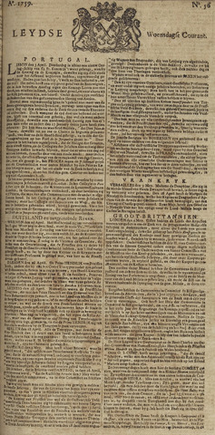Leydse Courant 1759-05-09