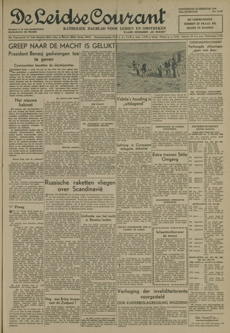 Leidse Courant 1948-02-26