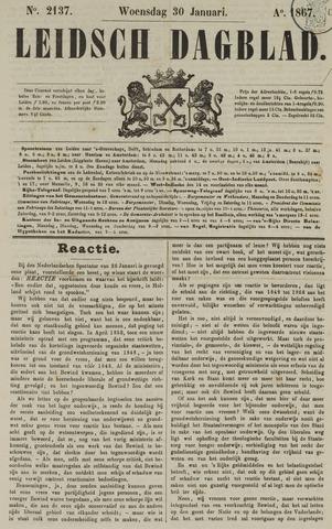 Leidsch Dagblad 1867-01-30