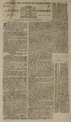 Leydse Courant 1800