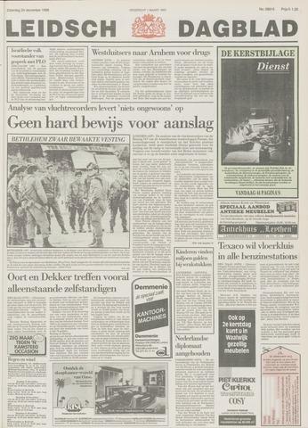 Leidsch Dagblad 1988-12-24
