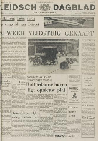 Leidsch Dagblad 1970-09-09