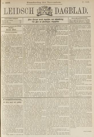 Leidsch Dagblad 1892-11-24