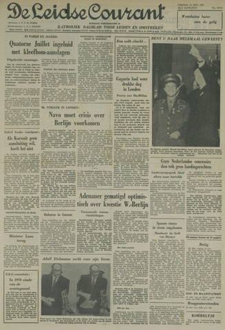 Leidse Courant 1961-07-14