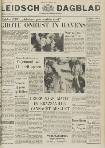 Leidsch Dagblad 1970-03-23