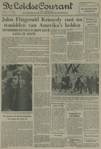 Leidse Courant 1963-11-26