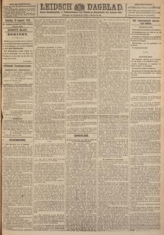 Leidsch Dagblad 1923-08-29