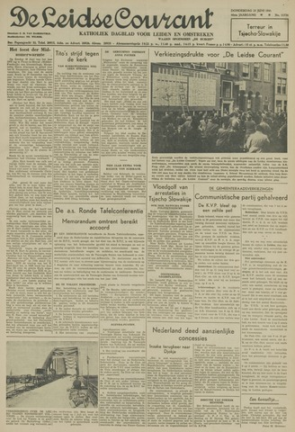 Leidse Courant 1949-06-23