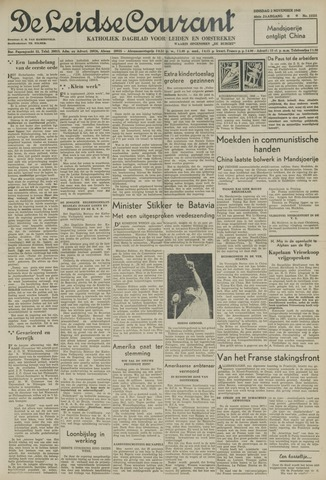Leidse Courant 1948-11-02