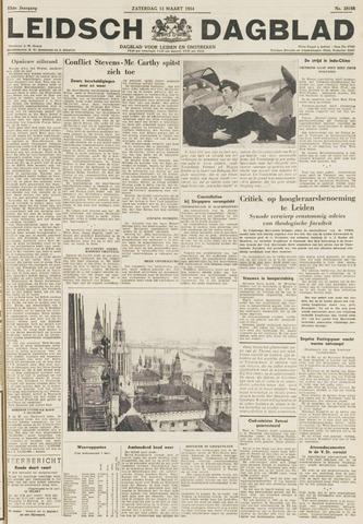 Leidsch Dagblad 1954-03-13