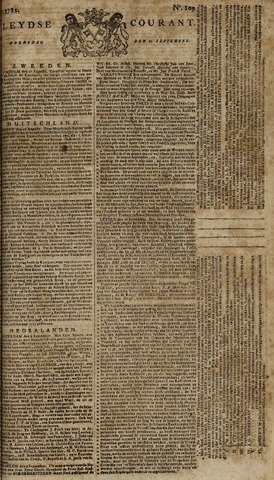 Leydse Courant 1782-09-11
