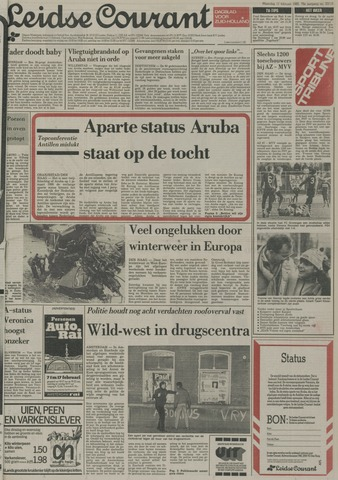 Leidse Courant 1985-02-11