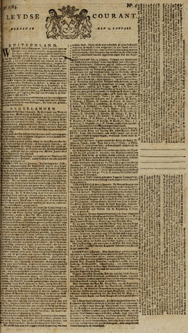 Leydse Courant 1784-01-14