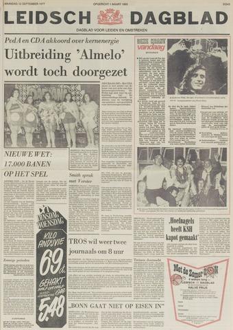 Leidsch Dagblad 1977-09-12