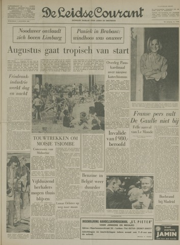 Leidse Courant 1967-08-02