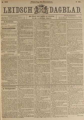 Leidsch Dagblad 1901-12-23