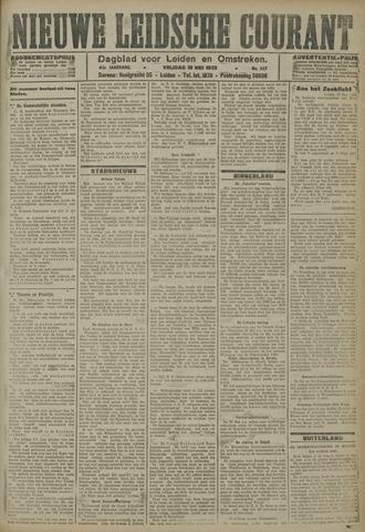 Nieuwe Leidsche Courant 1923-05-18