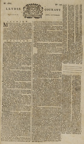 Leydse Courant 1807-09-04
