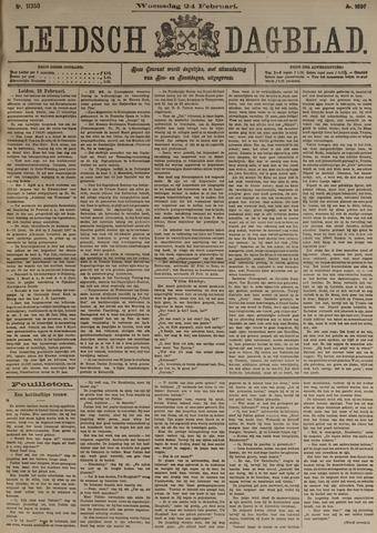 Leidsch Dagblad 1897-02-24