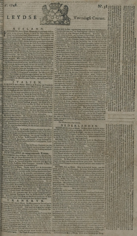 Leydse Courant 1748-03-27