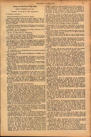 Handelingen van de Raad 1895-06-10