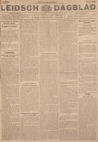 Leidsch Dagblad 1926-10-29