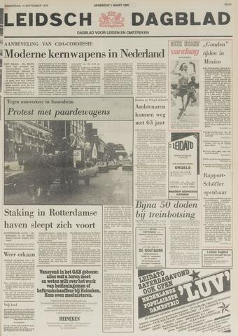 Leidsch Dagblad 1979-09-13