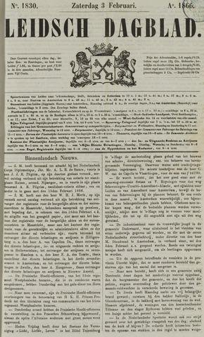 Leidsch Dagblad 1866-02-03