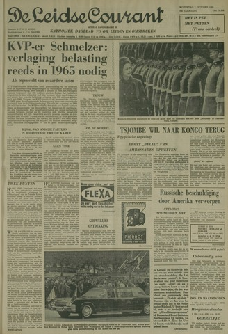 Leidse Courant 1964-10-07