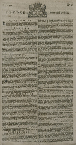 Leydse Courant 1736-06-04