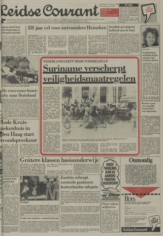Leidse Courant 1987-02-19