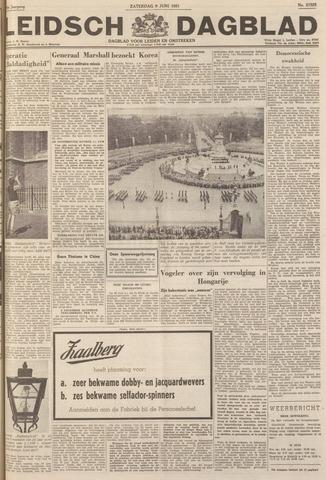 Leidsch Dagblad 1951-06-09