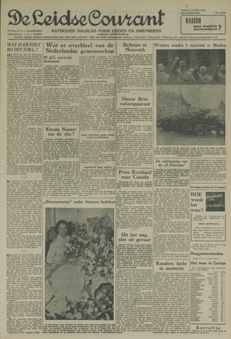 Leidse Courant 1958-05-02